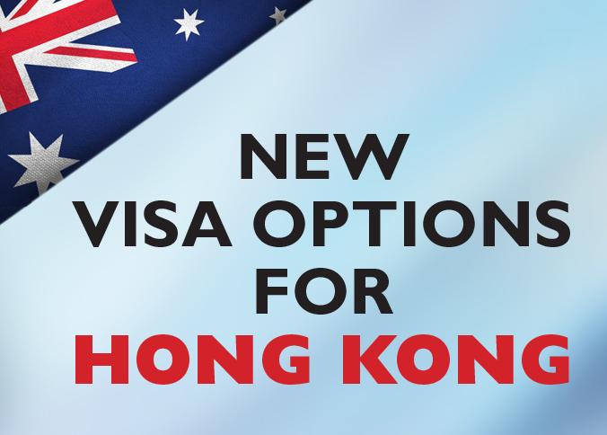 【最新消息!澳洲永居簽證港人豁免條件】